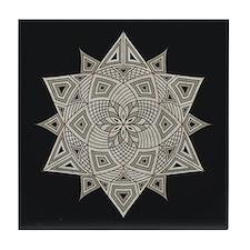 Rangoli Tile Coaster
