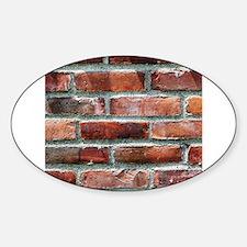 Brick Wall 1 Decal