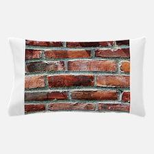 Brick Wall 1 Pillow Case