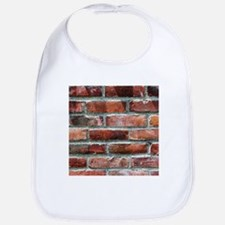 Brick Wall 1 Bib