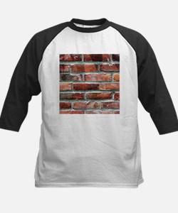 Brick Wall 1 Baseball Jersey