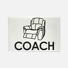 Armchair Coach Magnets