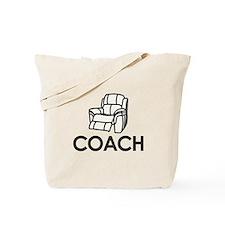 Armchair Coach Tote Bag