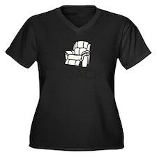Armchair Coach Plus Size T-Shirt