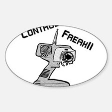 Control Freak Decal