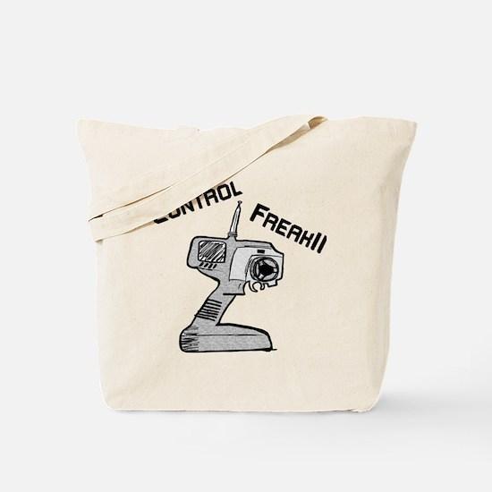 Control Freak Tote Bag