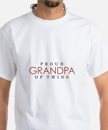 GRANDPA of TWINS - T-Shirt