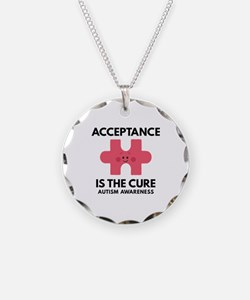 Acceptance Is The Cure Necklace
