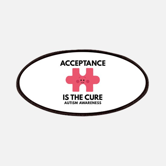 Acceptance Is The Cure Patches