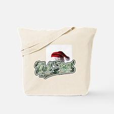 Christmas Wall Street Tote Bag