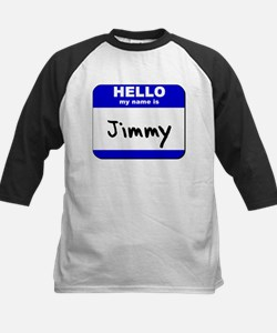 hello my name is jimmy Tee