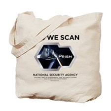 PRISM Parody Tote Bag