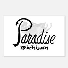 Paradise, Mi. Postcards (Package Of 8)