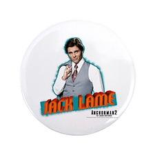 """Jack Lame 3.5"""" Button"""