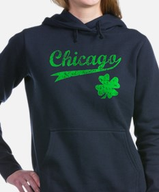 chicagoirshtrans.png Hooded Sweatshirt