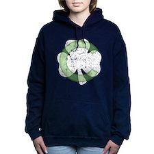 CHICAGOSHAMROCK.png Hooded Sweatshirt