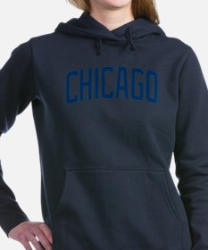 chicagowhite.png Hooded Sweatshirt