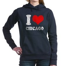 ILOVECHICAGO2.png Hooded Sweatshirt