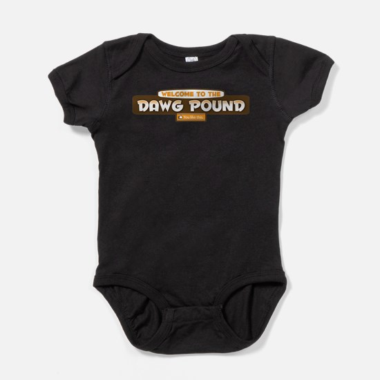 Cute Pound Baby Bodysuit