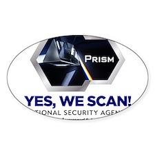 PRISM Parody Decal