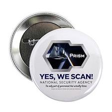 PRISM Parody 2.25&Quot; Button