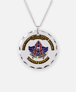 DUI - 224th USA Security Agency Bn Necklace