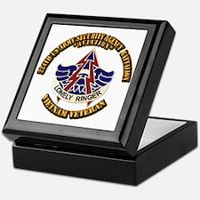 DUI - 224th USA Security Agency Bn Keepsake Box