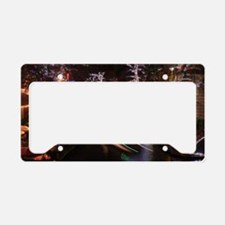 New Lights San Antonio Riverw License Plate Holder