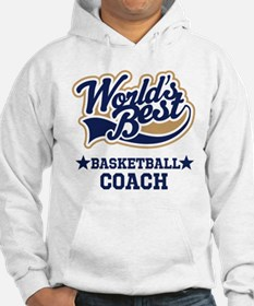Personalized Basketball Coach Hoodie