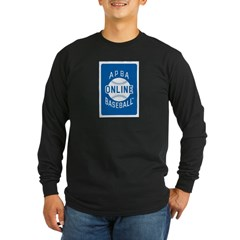 APBA Baseball Online Long Sleeve T-Shirt
