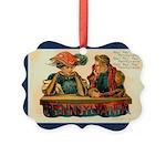Vintage Pennsylvania Picture Ornament