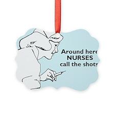 Funny Nursing Ornament