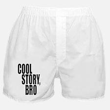 Cool story bro Boxer Shorts