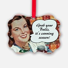 Vintage Canning Ornament