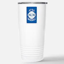 APBA Baseball Online Travel Mug