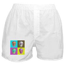Skull square Boxer Shorts