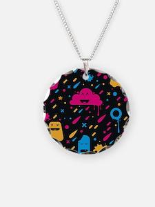 Cute Color Stuff Necklace