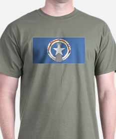 NMI flag T-Shirt
