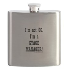 I am a Stage Manager for light products Flask