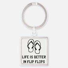 Better Flip Flop Keychains