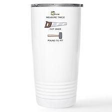 Funny Hammer Travel Mug