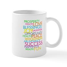 Bestest Wishes Mug