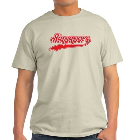 Retro Singapore Light T-Shirt