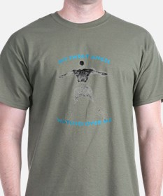 My Sweat Angel Watches Over Me T-Shirt