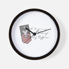 Unique Senior Wall Clock