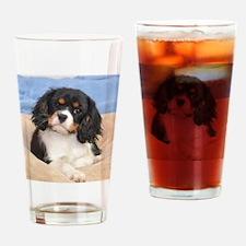 Cavalier Trinity Drinking Glass