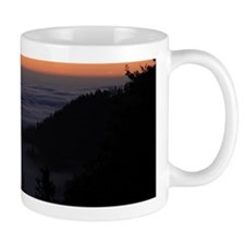 Sunset at Shelter Cove Mugs