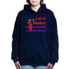 domestic_violence_warning01.png Hooded Sweatshirt