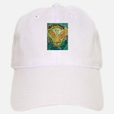 Rainbow Cancer Angel Baseball Baseball Cap