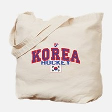 KR Korea Korean Hockey Tote Bag